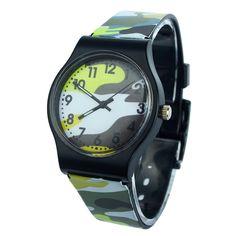 $1.38 (Buy here: https://alitems.com/g/1e8d114494ebda23ff8b16525dc3e8/?i=5&ulp=https%3A%2F%2Fwww.aliexpress.com%2Fitem%2FHot-Kids-Boys-Camouflage-Wrist-Watches-Children-Girls-Silicone-Band-Strap-Quartz-wrist-watches-Good-looking%2F32711322424.html ) Hot Kids Boys Camouflage Wrist Watches Children Girls Silicone Band Strap Quartz wrist watches Good-looking AU 9 for just $1.38