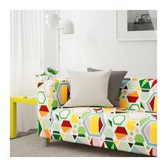 KLIPPAN Canapé 2 places - Glottra multicolore - IKEA
