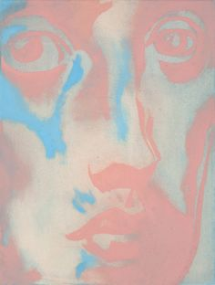Wilhelm Sasnal - After Degas self-portrait, 2014