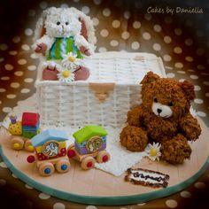 Little toys cake