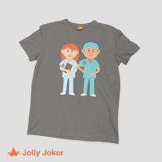 9 mejores imágenes de Camisetas de Enfermería Personalizadas ... a62d4239d960e