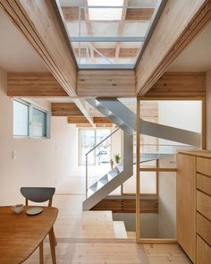 """Mi piace"": 10.7 mila, commenti: 18 - Design Milk (@designmilk) su Instagram: ""House Between the Curb by #CampDesignInc is a #minimalist home located in #Tokyo, #Japan, designed…"""
