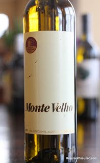 A Summertime Slam Dunk - Monte Velho White 2011. Bulk Buy! The perfect patio wine from Portugal. $8