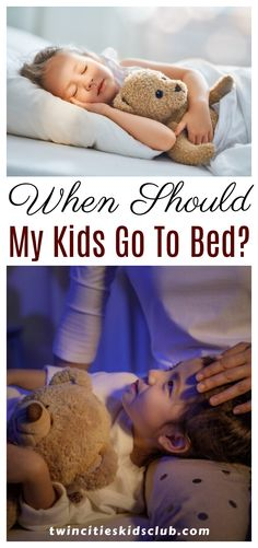 Twin Cities Kids Club Blogs:  When Should My Kids Go To Bed? Of all the challenges parents find themselves involved in, the battle of bedtime is one of the most common. As parents, we all know the benefits of early kids bedtime – sadly, our children don't always agree!  . #parenting #parentingtips #parentinghacks #parenting101 #parentinghumor Activities For 2 Year Olds, Indoor Activities, Infant Activities, Step Parenting, Parenting Humor, Parenting Hacks, Sleep Solutions, Bedtime, Cool Kids
