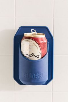 Shop Sudski Shower Beer Holder at Urban Outfitters today. We carry all the latest styles, colors and brands for you to choose from right here. Electronics Projects, Urban Outfitters, Velvet Duvet, Best Valentine's Day Gifts, Shower Accessories, Kitchen Accessories, How To Make Drinks, Relax, Image Gifts
