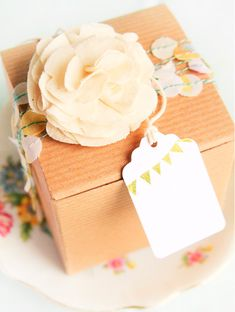Valentine Tag & Box