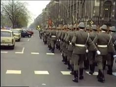 DIE LETZTE WACHABLÖSUNG DER DDR 1990. - YouTube