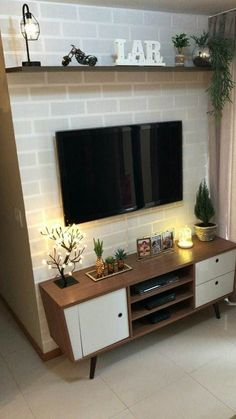 Home decored apartment living room simple furniture 39 super Ideas Living Room Designs, Living Room Decor, Bedroom Decor, Wall Decor, Simple Furniture, Home Decor Furniture, Furniture Ideas, Apartment Living, Home Interior Design