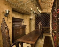 Tuscan beauty... would be even better a little wider! love the look.