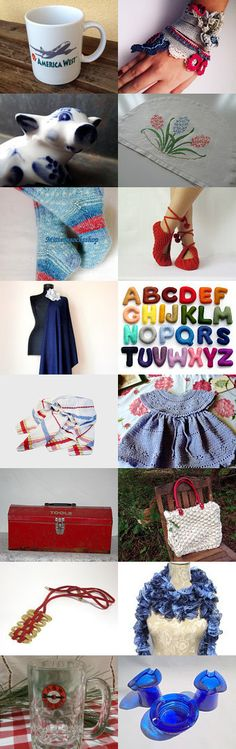 Fireworks! by lisa bodiker on Etsy--Pinned with TreasuryPin.com