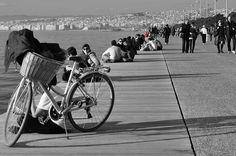 Sunday morning in Thessaloniki Greek Isles, Thessaloniki, Greece Travel, Countries Of The World, Old Photos, Macedonia Greece, Street View, Island, Sunday Morning