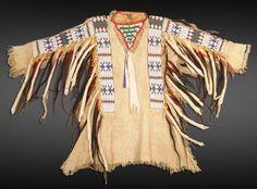 Sioux Warshirt - 1890