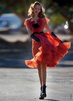 Street Style by Hans Feurer for Antidote Spring/Summer 2013