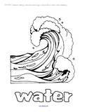 Water Theme Activities for Preschool PreK and Kindergarten