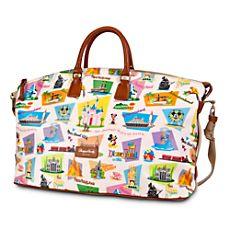 Disneyland Weekender Bag by Dooney & Bourke - Retro