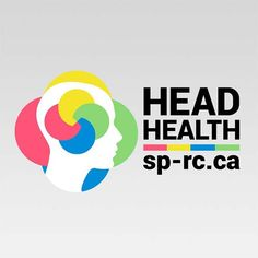 Logo design Suicide Prevention Resource Centre Head Health Conference