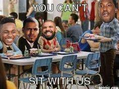 Drake J cole Meek mills Kendrick lamar Mean girls