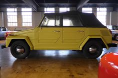 1973 Volkswagen Thing – Oxford Motorcars