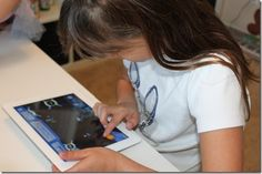 I-pad Educational Apps (for Elementary & younger kiddos too)