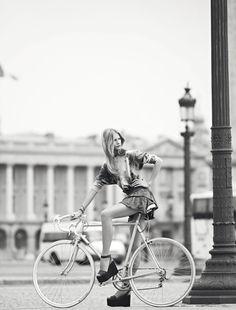 Isabel Marant Etoile Spring 2012 Catalog  #fashion #editorials #photography