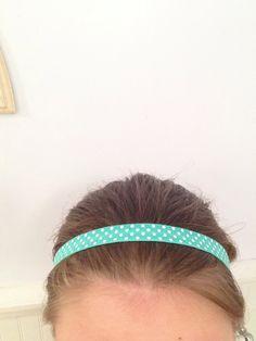 Old navy green headband