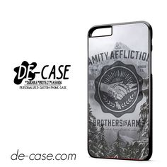 The Amity Affliction Brothers In Arms DEAL-10615 Apple Phonecase Cover For Iphone 6/ 6S Plus