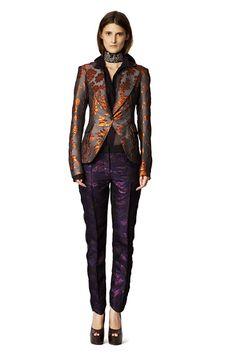 Vera Wang  Fashion Week NY 2013