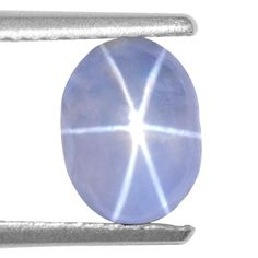 2.37 Cts Natural Amazing Blue Star Sapphire Oval Cabochon Unheated Video Burma $ #Unbranded