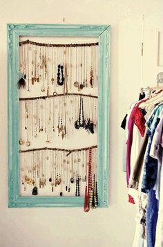 sieradenhouder #sieraden #accessoires