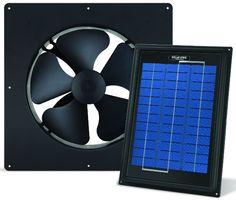 http://how-to-make-a-sol... Solar fan reviews. Solatube Solar Attic Fan http://how-to-make-a-solar-panel.us/solar-fan.html