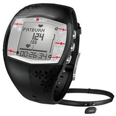 Woman s black heart rate monitor xs sm by heart rate monitors usa