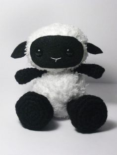 FREE Ami sheep design, totally delightful and great pattern/info: thanks so for kind share xox