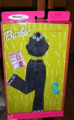 Mattel Barbie Fashion Avenue Outfit Day at The Mall New in Box | eBay