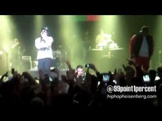 Ty Dolla $ign brings out DJ Mustard & Joe Moses - Paranoid (Live) Club Nokia Los Angeles 11/29/13