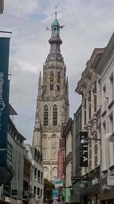 Grote kerk ⛪ breda.