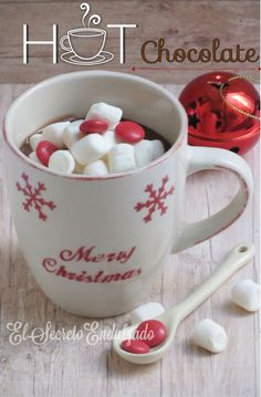 Hot Chocolate - elsecretoendulzado.blogspot.com.es