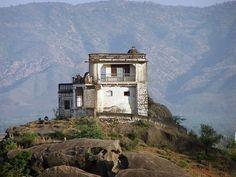 Mount Abu, India, Old, Monument