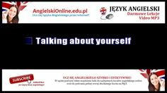 Angielski dla Początkujących - Darmowe Lekcje Video Mp3 - część 1 (mówienie o sobie). 1). Rozpocznij naukę 1000 najważniejszych angielskich słów na ▶ http://angielskionline.edu.pl/1000slow 2). Sprawdź najskuteczniejszy w Internecie Kurs angielskiego ▶ http://angielskionline.edu.pl/etutor