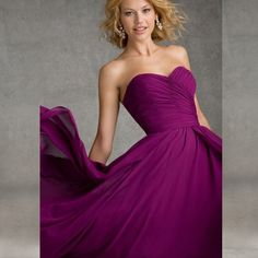 Chiffon Party Gown