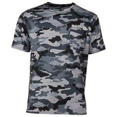 Salt Life Dark Tides SLX UVapor Pocket T-Shirt for Men - Grey - XL