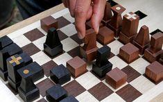 Resultado de imagen para piezas de ajedrez en origami