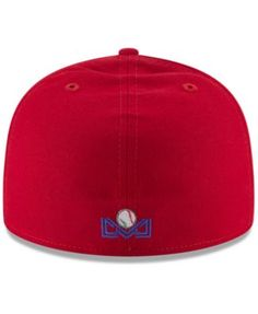 New Era Mexico Caribbean Series Vize 59Fifty Fitted Cap - Red 7 1 8 Gorra 12d30c370ff97