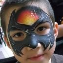 Amazing Face Painting by Linda