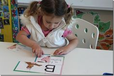 Educational Activities for Toddlers ~ Letter B