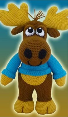 Crochet Toy Free Pat