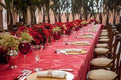Natal, mesa comunitaria