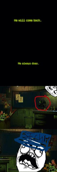 It was always the fan!!!!