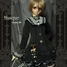 【MASQUE】SD13少年用お洋服セット Scene.38