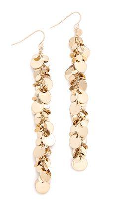 Adia Kibur Ariel Linear Earrings