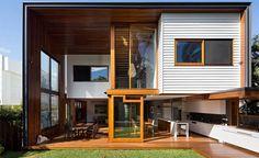 สร้างบ้านสูงโปร่ง